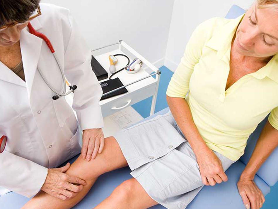 Санаторно-курортное лечение при заболеваниях суставов гиалинового хряща коленного сустава